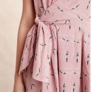 Anthropologie Dresses - Maeve bathing beauties dress